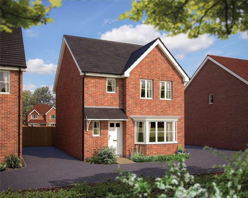 3 Bedrooms Detached House for sale in Hyde End Road, Shinfield, Berkshire, RG2