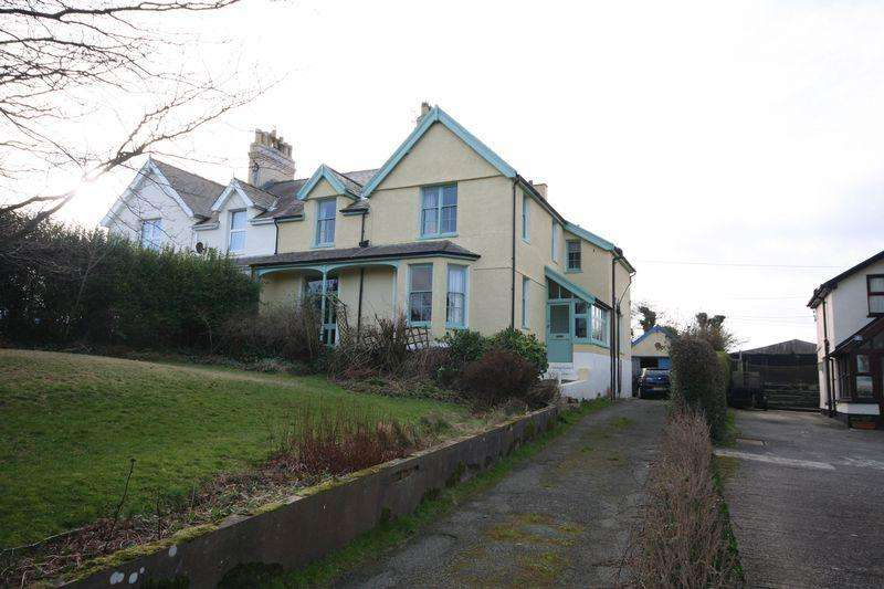 5 Bedrooms Semi Detached House for sale in Amlwch, Anglesey