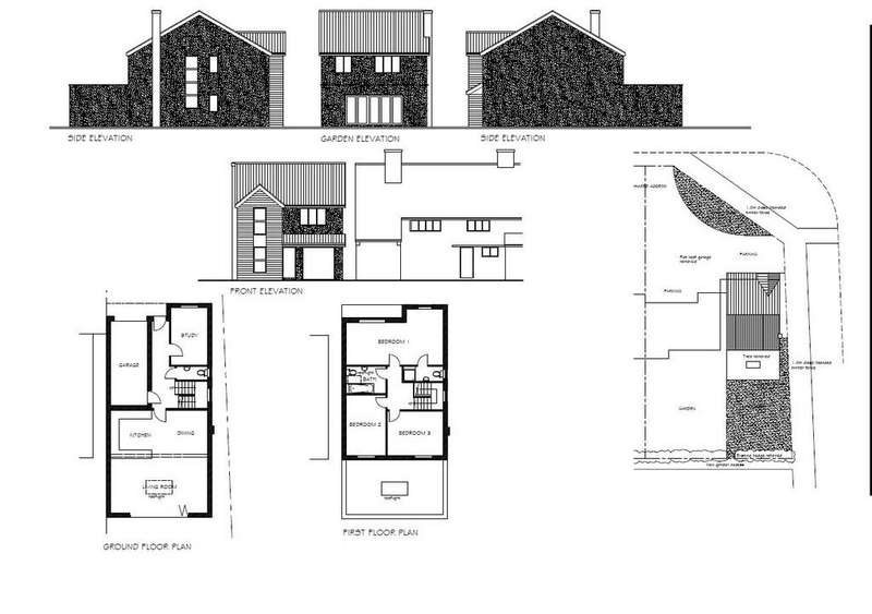 Land Commercial for sale in Brownsfield Road, Lichfield