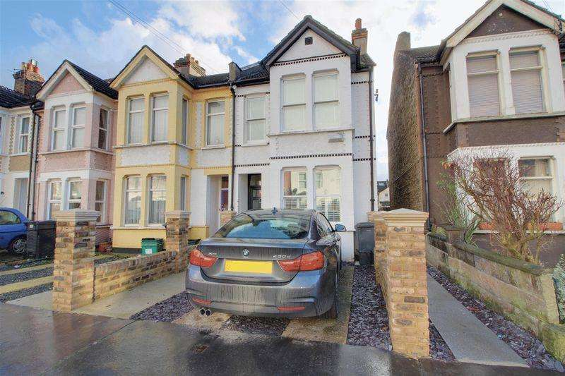 3 Bedrooms End Of Terrace House for sale in Mansfield Road, South Croydon
