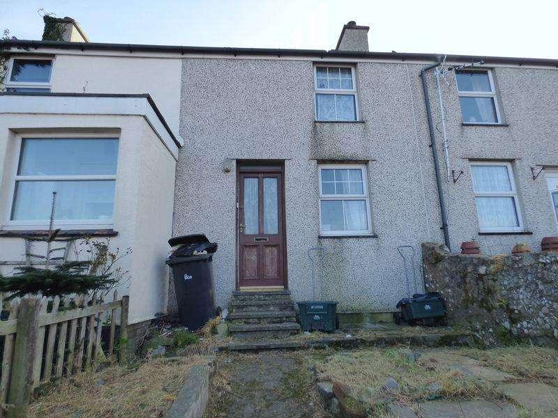 2 Bedrooms Terraced House for rent in Chapel Street, Penmaenmawr