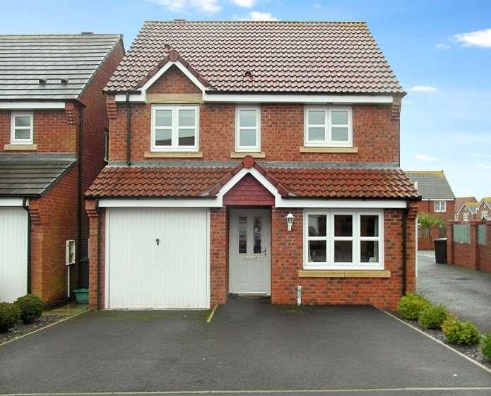 3 Bedrooms Property for rent in Ladyburn Way, Hadston, Morpeth, Northumberland, NE65 9RQ