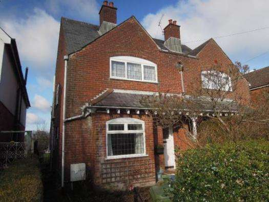 3 Bedrooms Property for sale in Highclere Road, Bassett Southampton, SO16 7AX