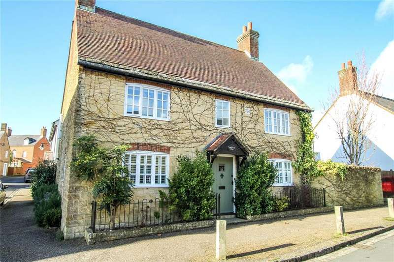 3 Bedrooms Detached House for sale in Middlemarsh Street, Poundbury, Dorchester, DT1