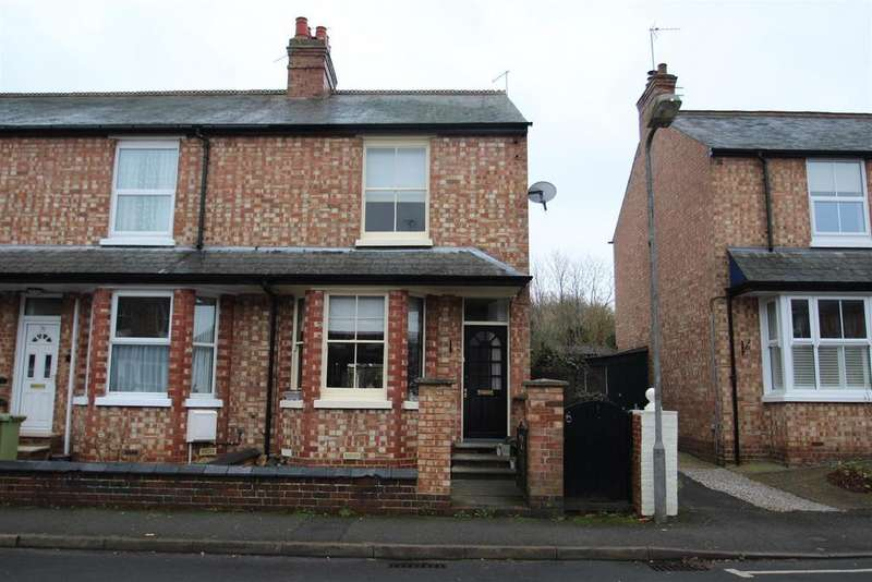2 Bedrooms End Of Terrace House for sale in Clarence Road, Stony Stratford, Milton Keynes