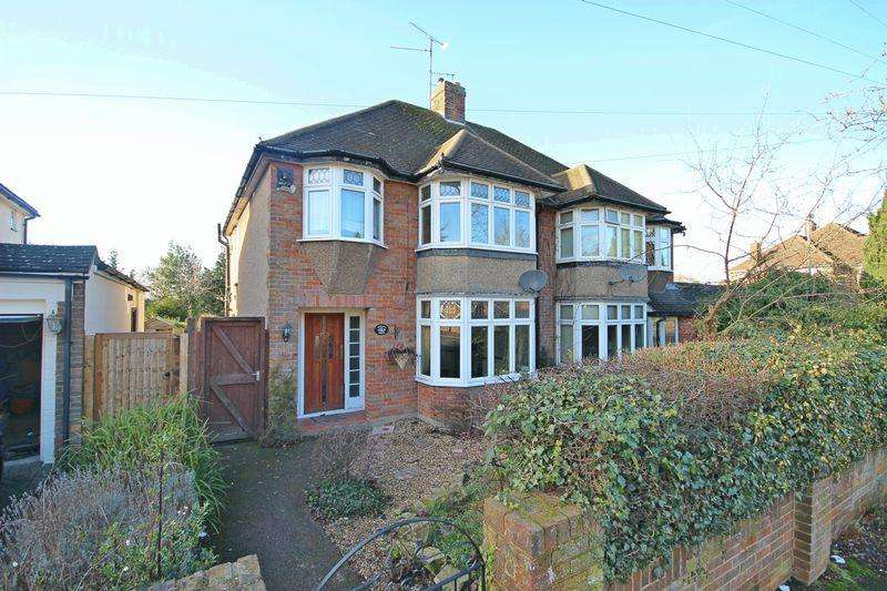 3 Bedrooms Semi Detached House for sale in Marston Gardens, Luton