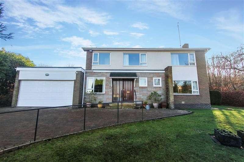 4 Bedrooms Detached House for sale in Oaklands, Ponteland