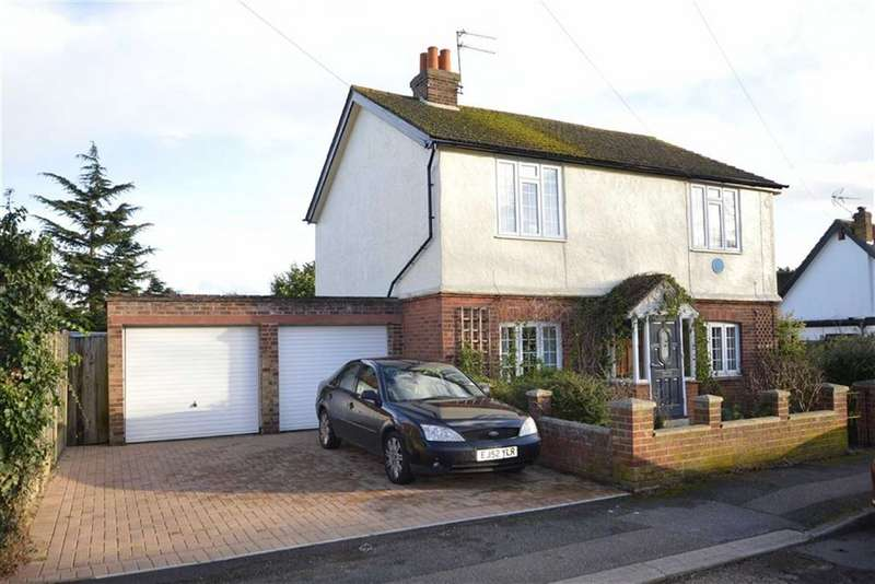 3 Bedrooms Detached House for sale in Church Lane, North Weald