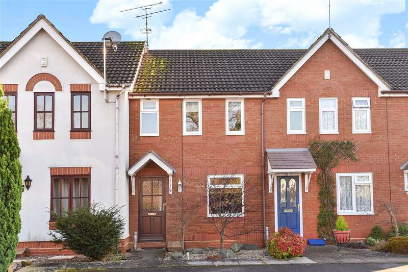 2 Bedrooms Terraced House for sale in Gower Park, College Town, Sandhurst, Berkshire, GU47