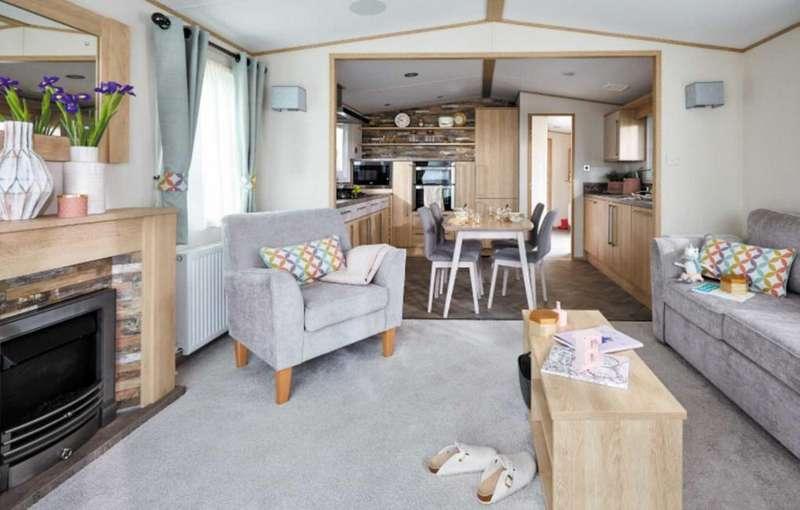 3 Bedrooms Caravan Mobile Home for sale in Ladram Bay Holiday Park