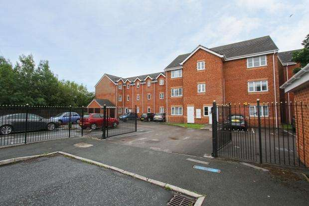 2 Bedrooms Apartment Flat for sale in Medway Court St Helens St Helens