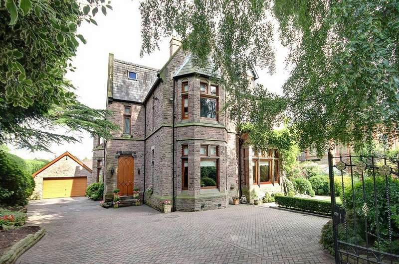7 Bedrooms Detached House for sale in Enville Road, Bowdon, Cheshire