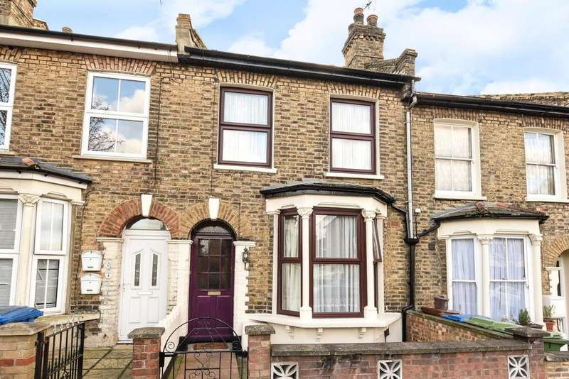 3 Bedrooms Terraced House for sale in Hollydale Road, Lower Nunhead