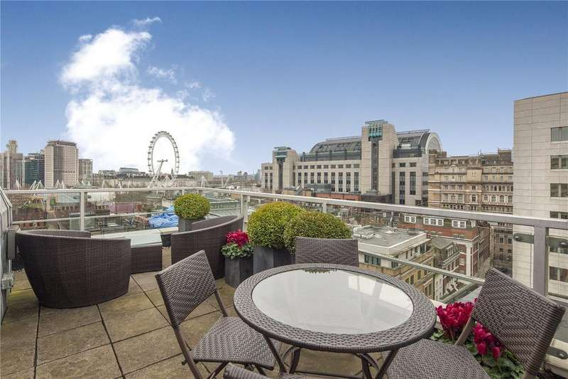 3 Bedrooms Apartment Flat for sale in John Adam Street, Covent Garden, WC2N