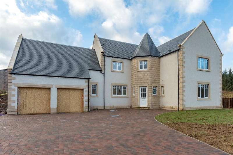 5 Bedrooms Detached House for sale in Dingleton Drive, Melrose, Scottish Borders