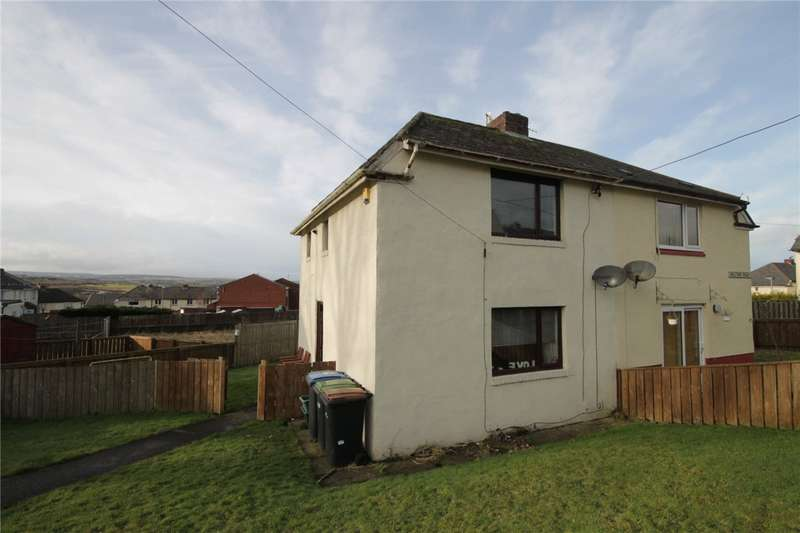 2 Bedrooms Semi Detached House for sale in Welford Road, Consett, County Durham, DH8