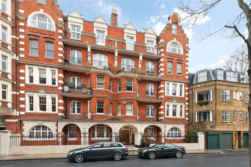 2 Bedrooms Flat for sale in Priory Mansions, 90 Drayton Gardens, Chelsea, London, SW10