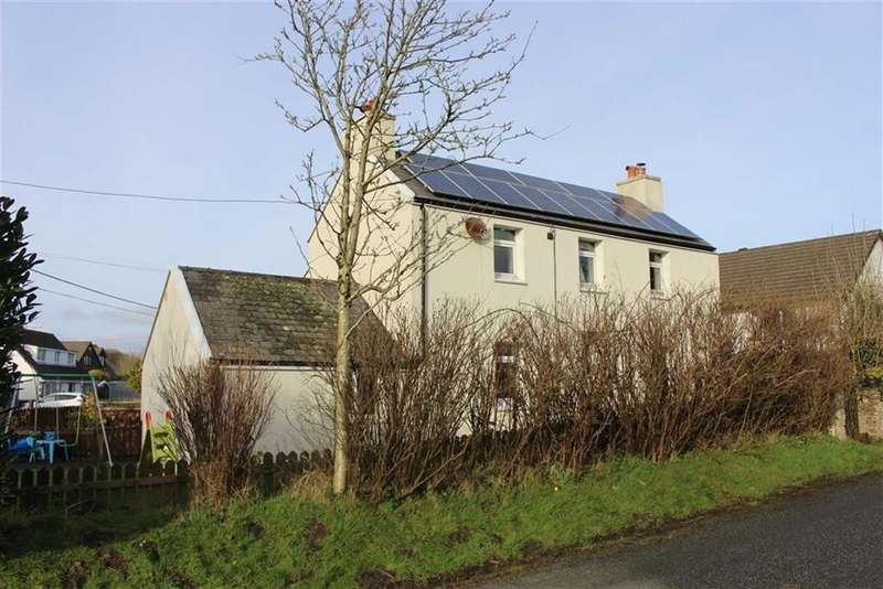 4 Bedrooms Cottage House for sale in Jeffreyston, Nr KIlgetty