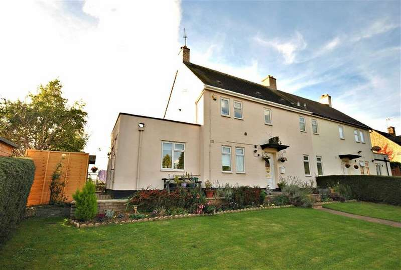 3 Bedrooms Semi Detached House for sale in Ecton
