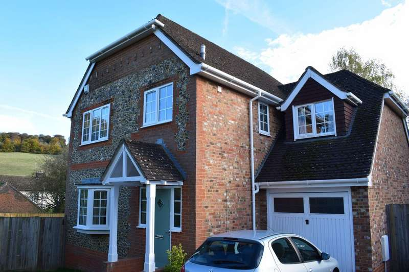 4 Bedrooms Detached House for rent in West Wycombe, High Wycombe HP14