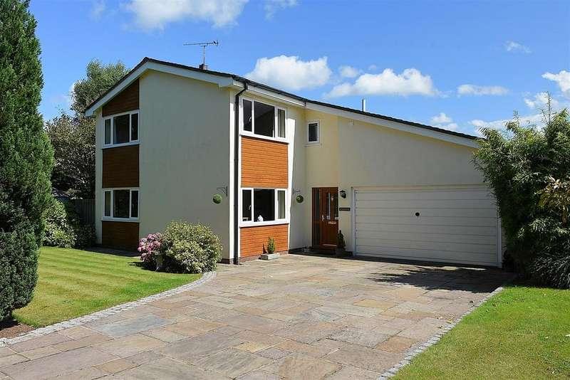 4 Bedrooms Detached House for sale in Cedarwood, Cuddington