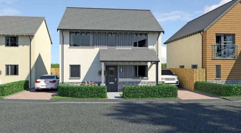3 Bedrooms Detached House for sale in The Weston, Yarners Mill