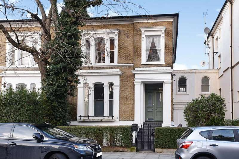 4 Bedrooms Flat for sale in St. John's Grove, Archway