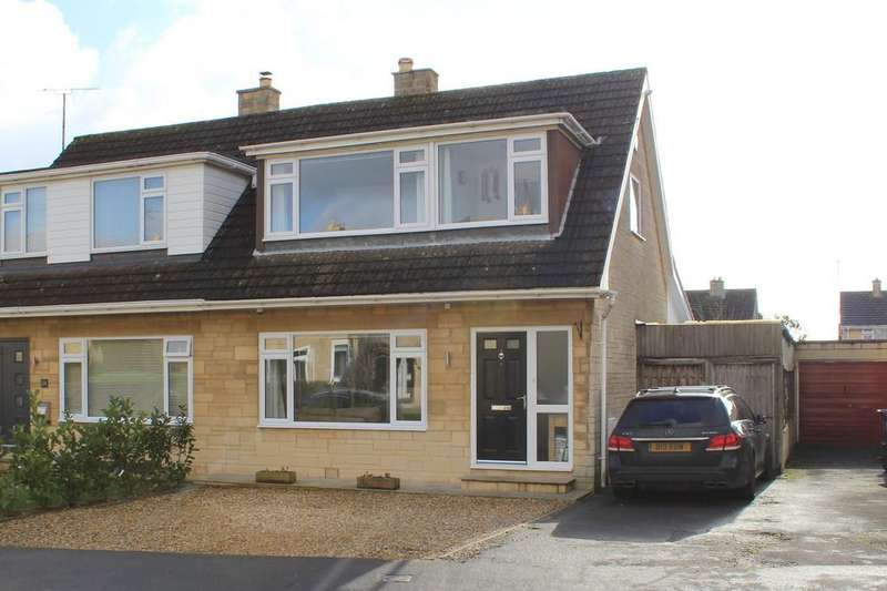 3 Bedrooms Semi Detached House for sale in Berryfield Road, Bradford on Avon, Wiltshire