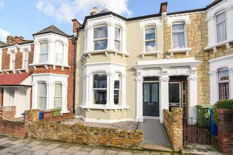 5 Bedrooms Terraced House for sale in Rosenthorpe Road, Upper Nunhead
