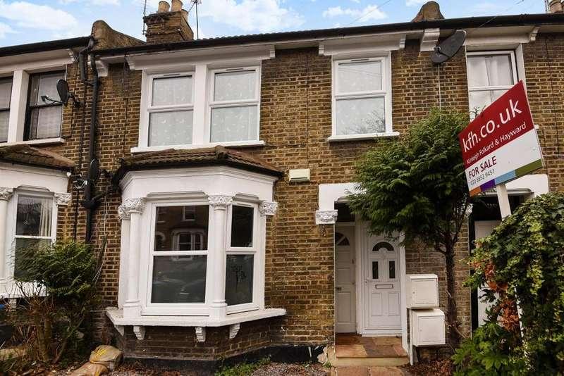 2 Bedrooms Maisonette Flat for sale in Fairthorn Road, Charlton