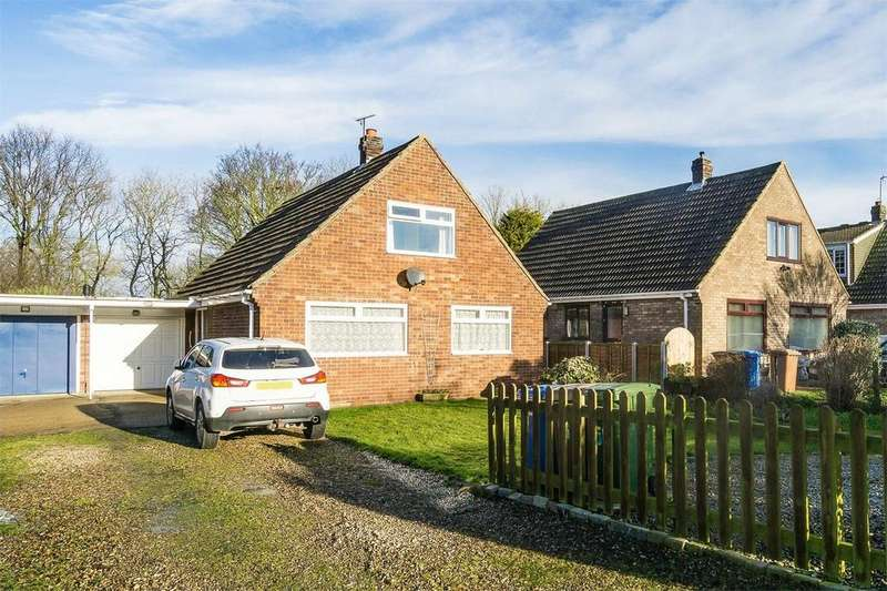 4 Bedrooms Link Detached House for sale in St Philips Road, Keyingham, East Riding of Yorkshire