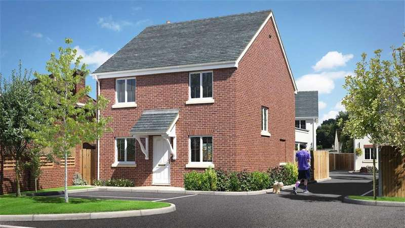 4 Bedrooms Detached House for sale in 1, The Old Dairy, Copthorne, SY3