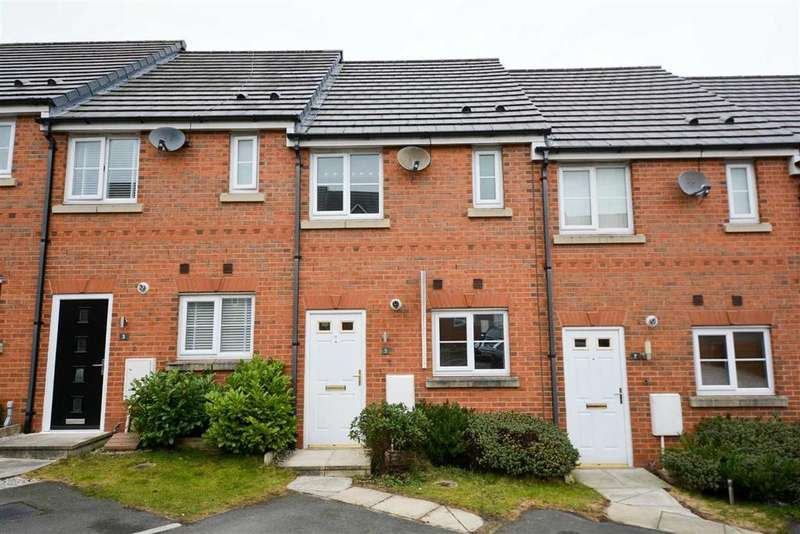 2 Bedrooms Mews House for sale in Hartley Green Gardens, Billinge, Wigan, WN5