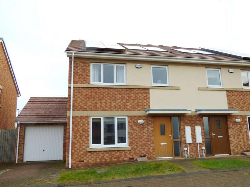 3 Bedrooms Semi Detached House for sale in Spring Drive, Houghton Le Spring