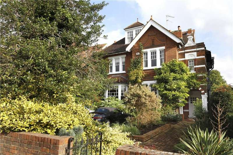6 Bedrooms Detached House for sale in Edge Hill, Wimbledon, London, SW19