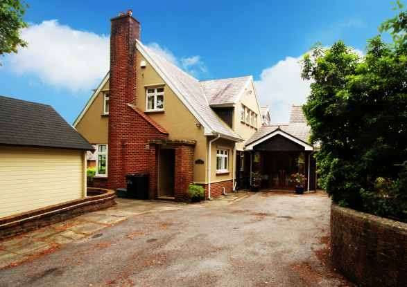 5 Bedrooms Detached House for sale in Vicarage Drive, Swansea, West Glamorgan, SA8 4PB