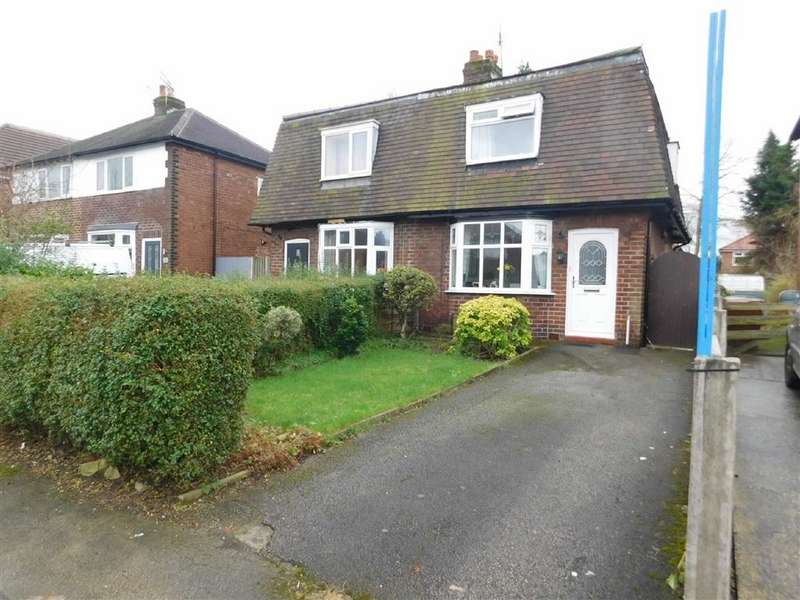 2 Bedrooms Semi Detached House for sale in Marina Road, Bredbury, Stockport