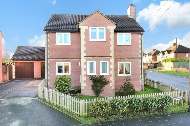4 Bedrooms Detached House for sale in Hillwood Lane, Warminster