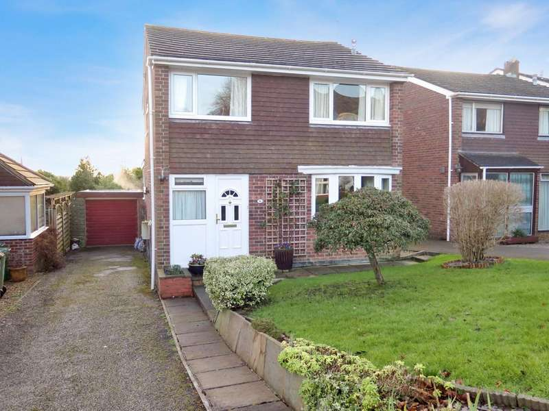 3 Bedrooms Detached House for sale in Dodd Avenue, Wells