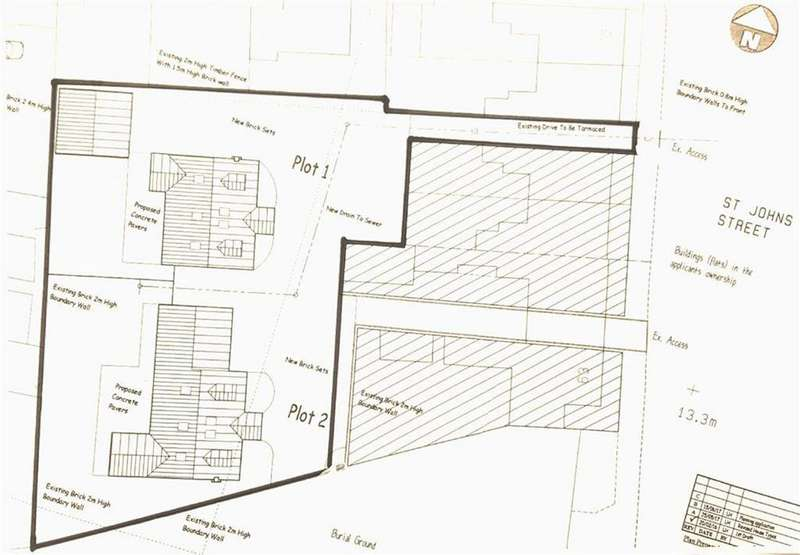 Land Commercial for sale in St John Street, Bridlington, East Yorkshire