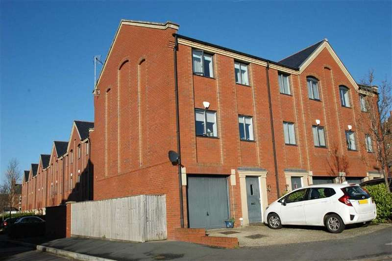 3 Bedrooms Town House for sale in Wharf View, Chester