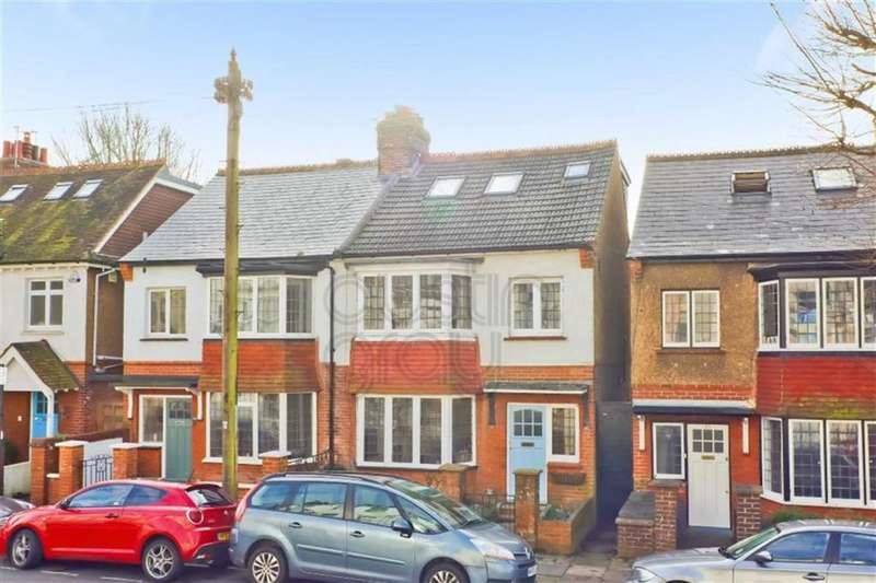 4 Bedrooms House for sale in Lorna Road, Hove