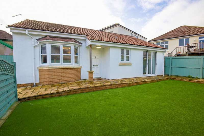 2 Bedrooms Detached Bungalow for sale in Russell Grove, Westbury Park, Bristol, BS6