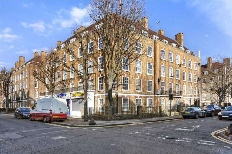 1 Bedroom Apartment Flat for sale in Harvey House, Brady Street, Whitechapel, E1