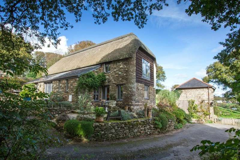 6 Bedrooms Detached House for sale in Cobwell House, Modbury, Devon, PL21