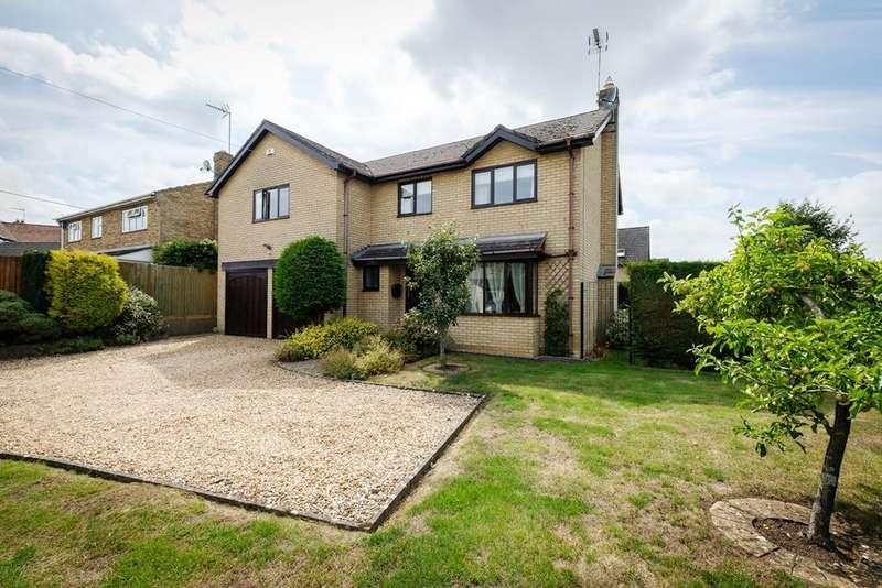 5 Bedrooms Detached House for sale in High Street, Silverstone