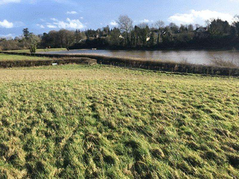 Farm Land Commercial for sale in AUCTION - Fairwater Paddock 3.4 acres at Battle Lane, Chew Magna, Bristol