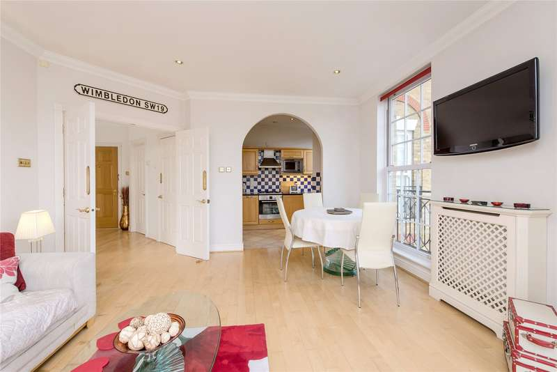 1 Bedroom Flat for sale in Chapman Square, Wimbledon, London, SW19