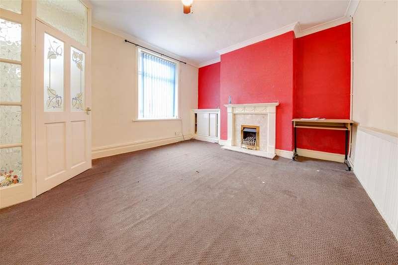2 Bedrooms Terraced House for sale in Cog Lane, Burnley, Lancashire