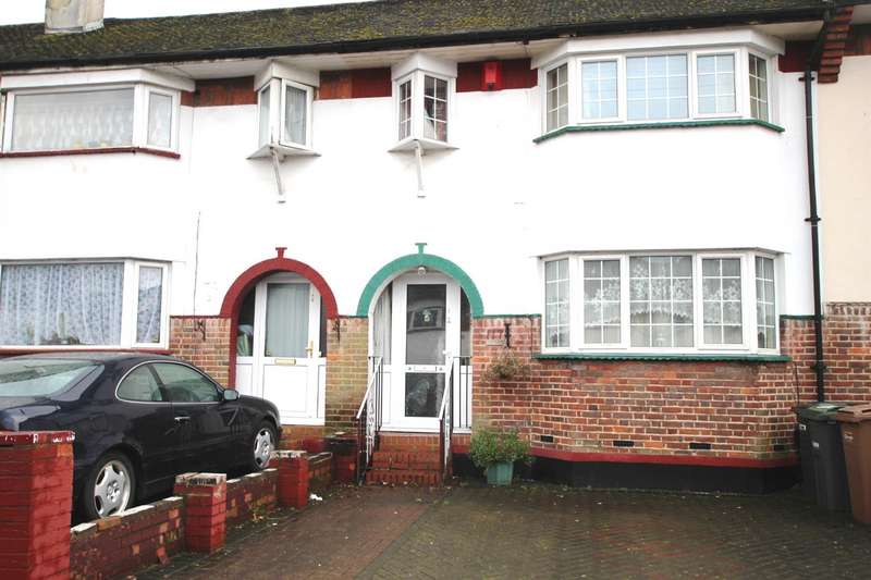 3 Bedrooms Terraced House for sale in Wilsden Avenue, Luton